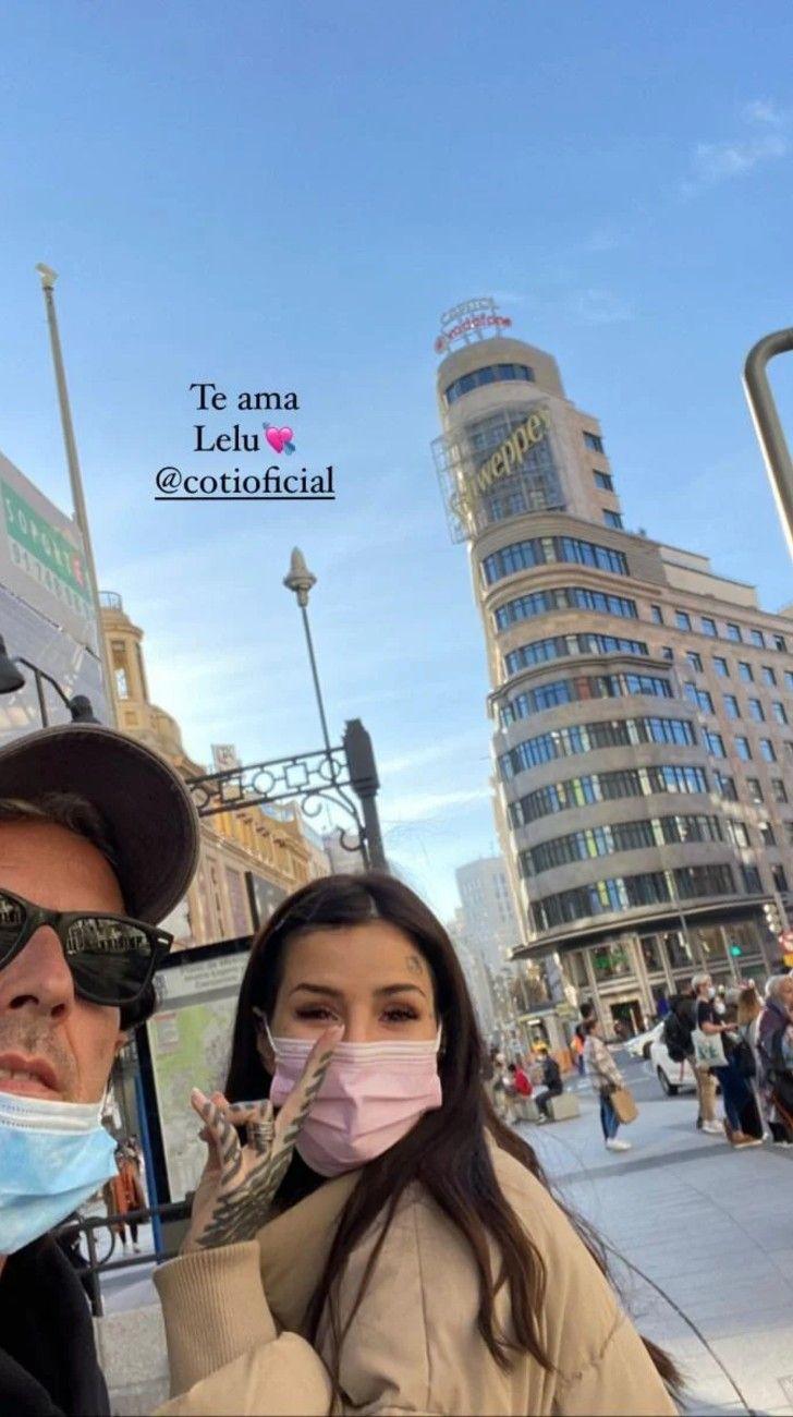 El mensaje de Cande Tinelli a Coti Sorokin por su cumpleaños