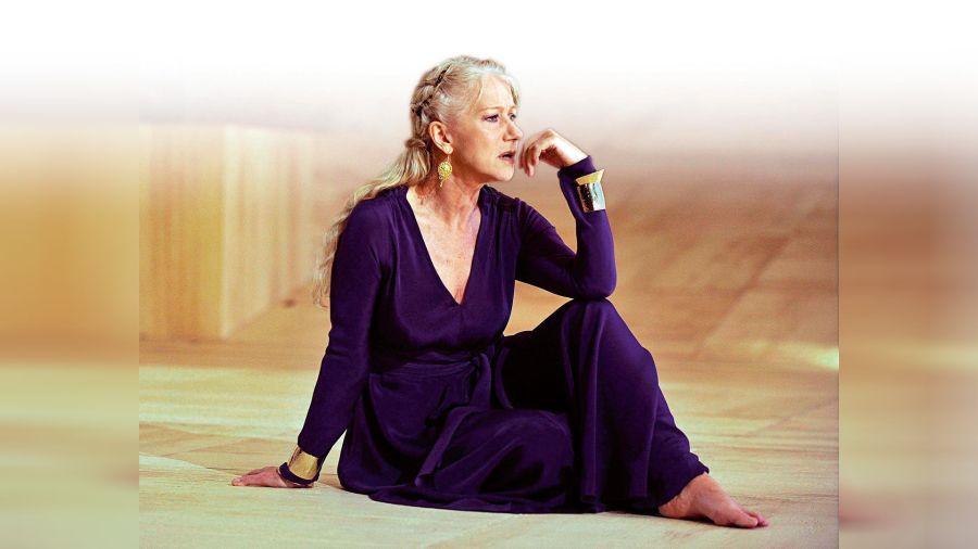 Helen Mirren en Fedra