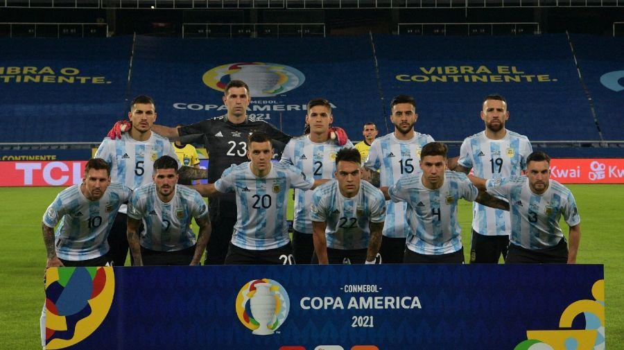Seleccion Argentina-debut-Copa America