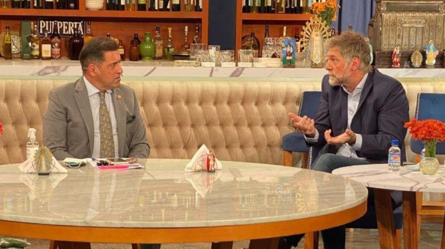 Tras la polémica por infidelidad, HoracioCabakse casa con VerónicaSoldato