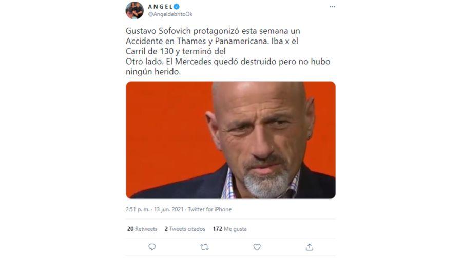 Tweet Ángel