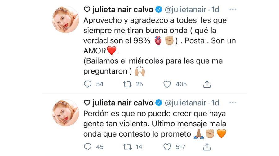 Twitter Julieta Calvo 0614