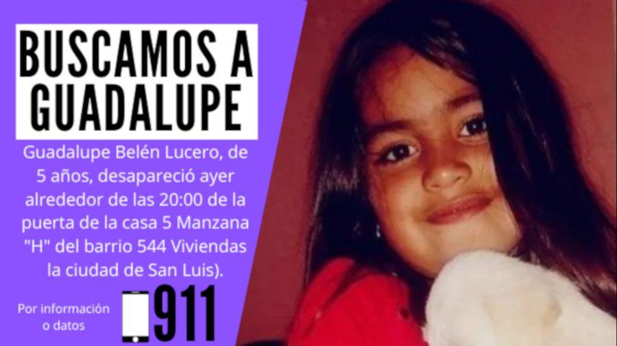 2021 06 15 Guadalupe Nena Desaparecida San Luis