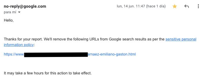 Cómo borrar el pasado privado de Google.