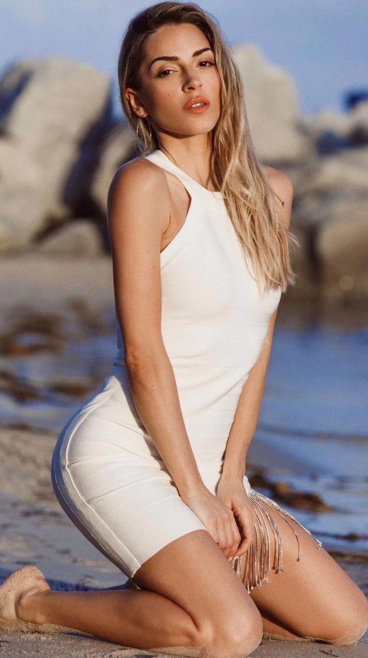Conoce a CristinaInvernizzi, la modelo cordobesa novia del Lobo de Wall Street
