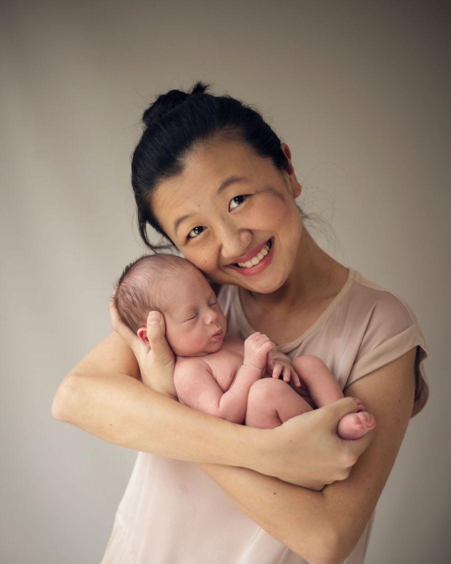 El emotivo reencuentro de Karina Gao con sus compañeros en