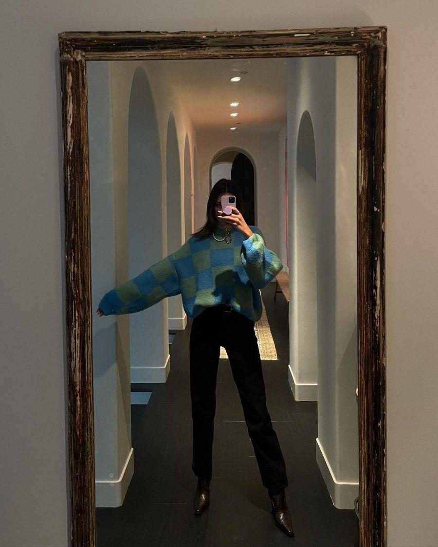 Juanita Tinelli la Kendall Jenner argentina: Piluso prada y un iconic black dress