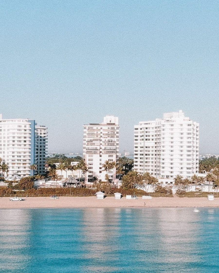 La China Suárez, diosa en Miami: conocé el exclusivo hotel donde se hospeda