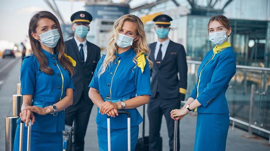 pasajeros con barbijo 20210615