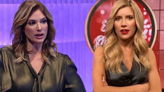 Se filtró detalles de una pelea entre Alessandra Rampolla y Laurita Fernández