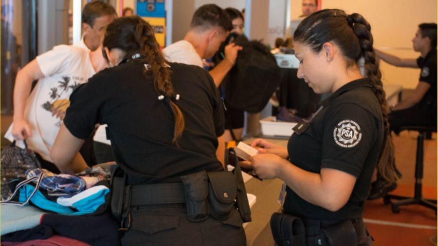2021 06 16 Policia Seguridad Aeroportuaria Aeroparque
