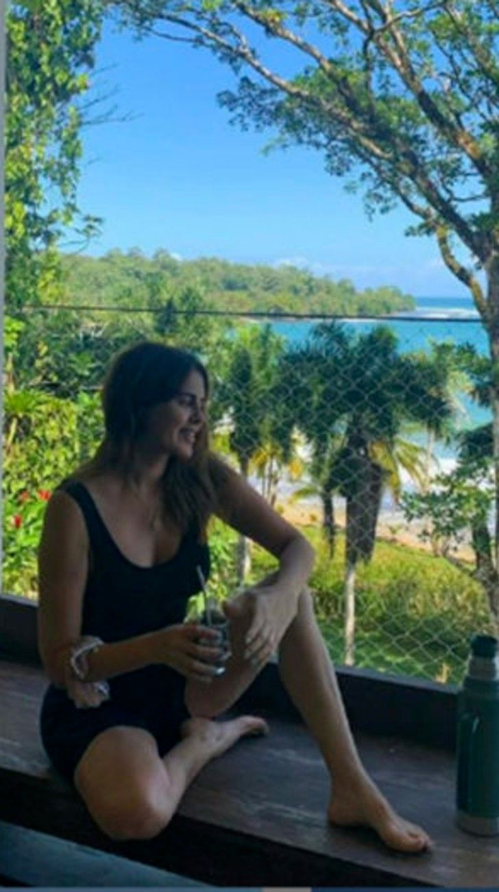 """Tras elescándalode """"robarle"""" el marido aFloppyTesouro, Silvina Luna está viviendo en Panamá"""