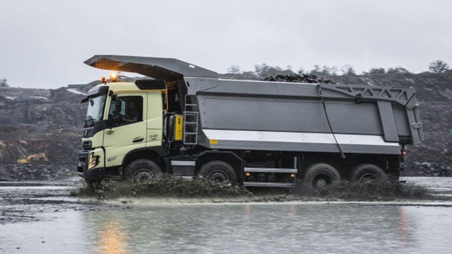 Cuándo llegarán a Argentina los nuevos camiones FH, FM y FMX de Volvo