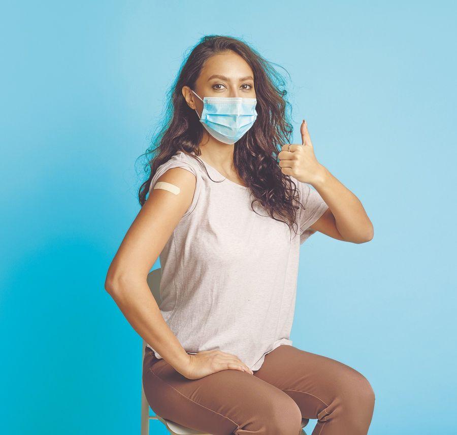 La vacunación reforzará la respuesta de tus defensas