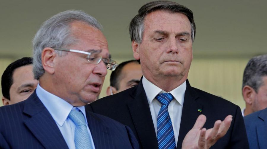 Paylo Guedes Bolsonaro