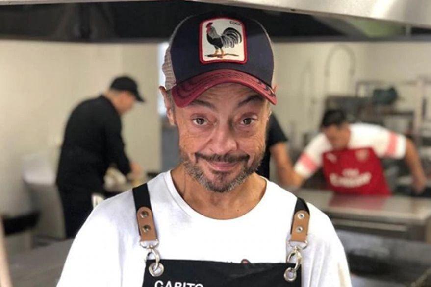 """Cabito Massa Alcántara internado en el Hospital Británico: """"No estoy bien"""""""