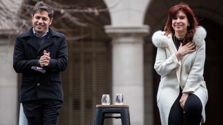 Doble vara. Reapareció Cristina Kirchner para decirnos que no hagamos lo que ella suele hacer.