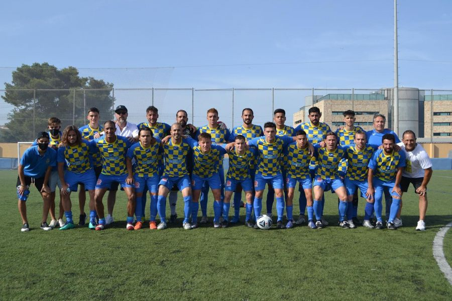 Inter Ibiza Plantel