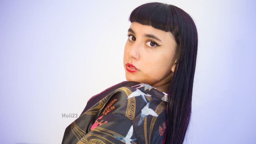 Moli23, estudiante de marketing y creadora en OnlyFans