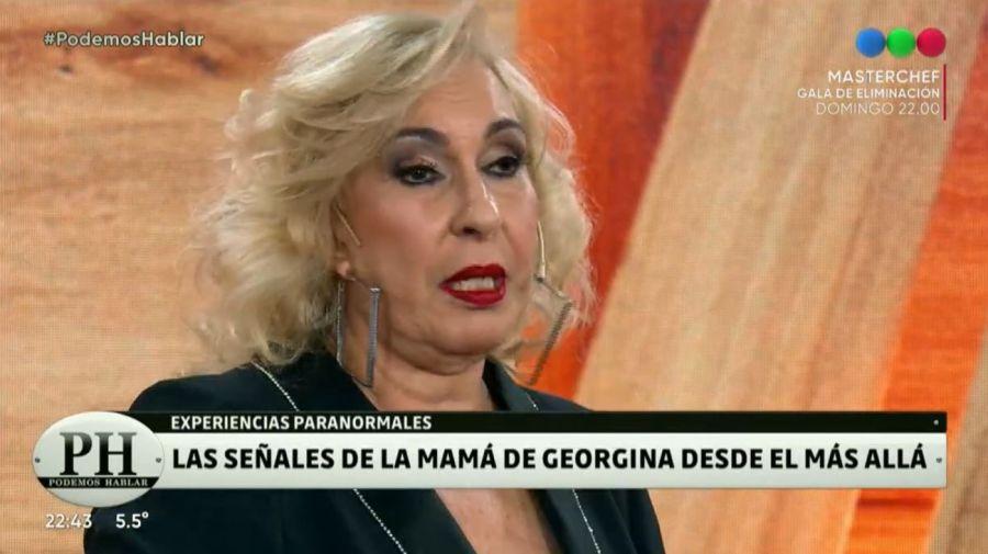 Georgina Barbarossa en PH