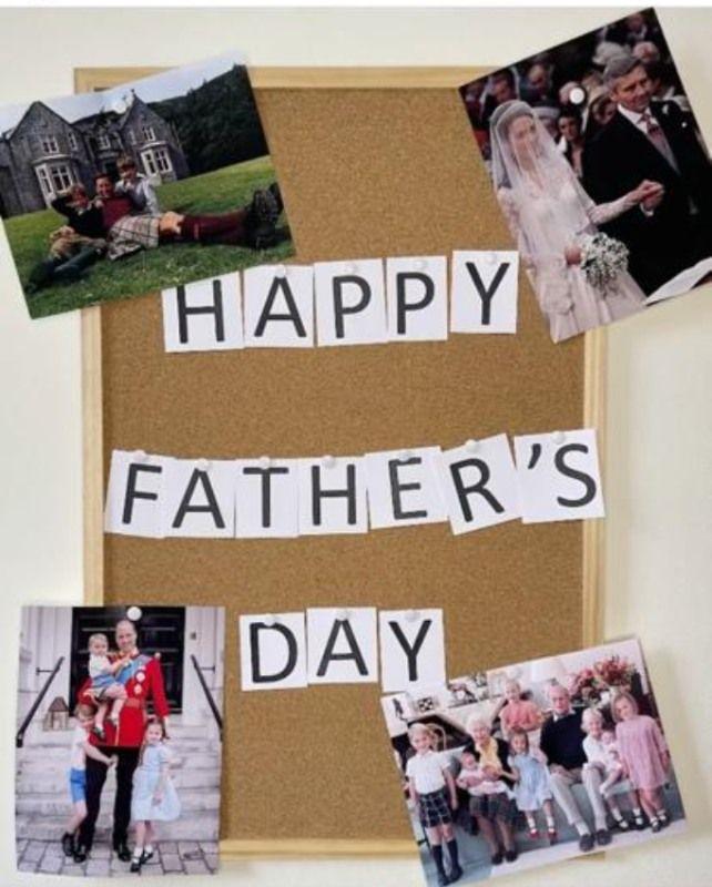 Los duques de Cambridge celebran el Día del Padre entre recuerdos y fotos inéditas