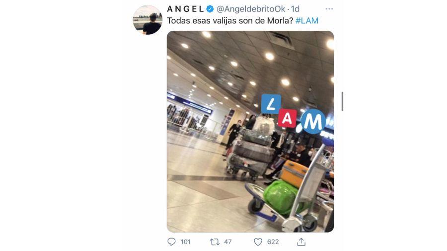 Tweets Gianinna y Ángel 0620