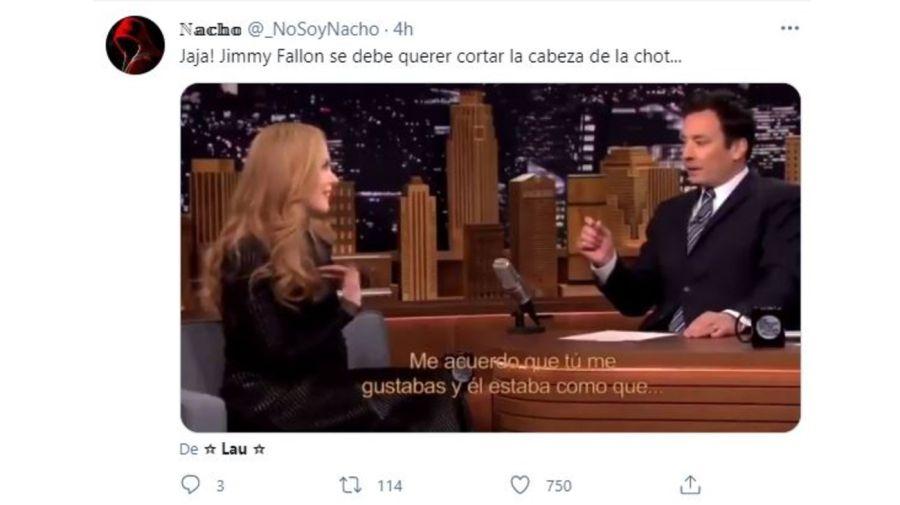 Nicole Kidman y Jimmy Fallon