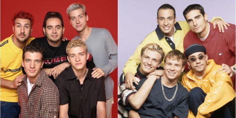El memorable concierto de los Backstreet Boys y N´Sync por la comunidad LGBT+