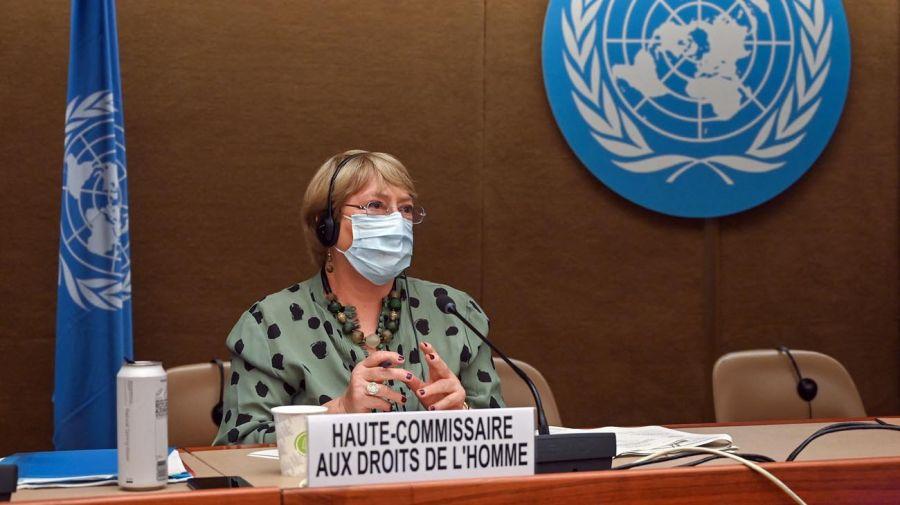Michelle Bachelet 20210622