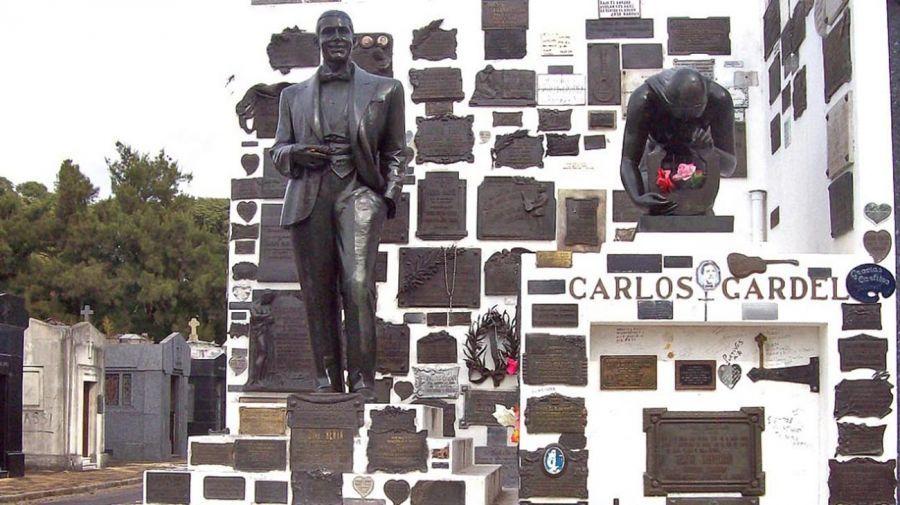 Monumento Gardel