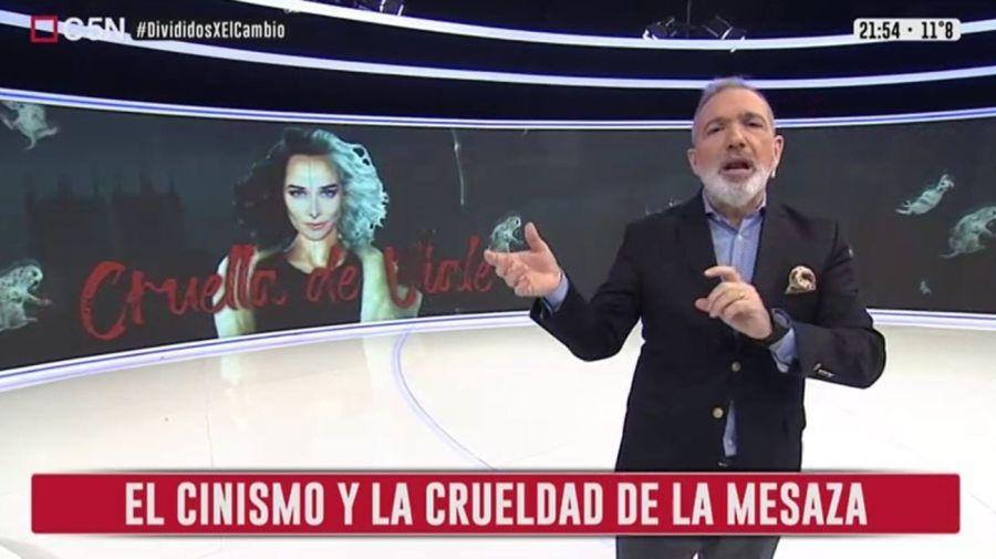 Pablo Duggan contra Juana Viale