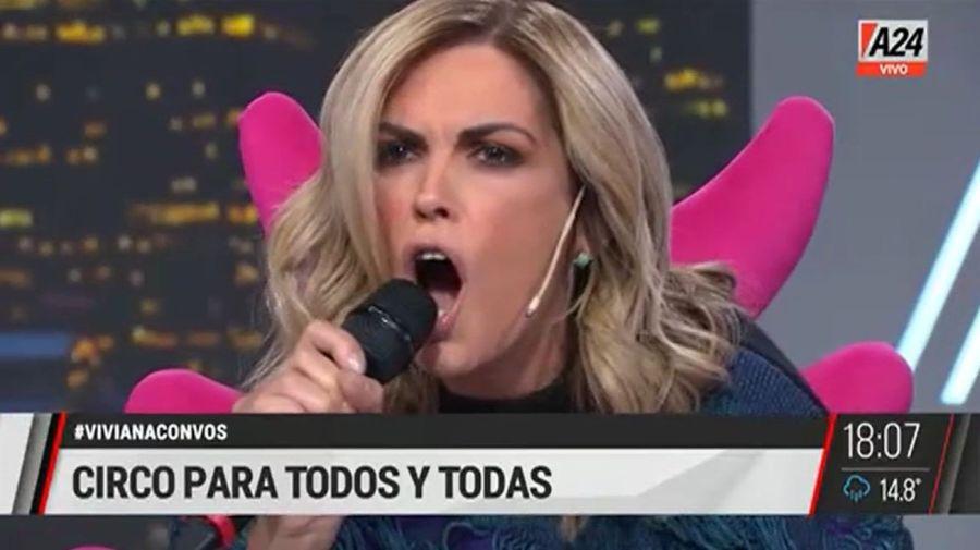 Viviana Canosa gol diego maradona