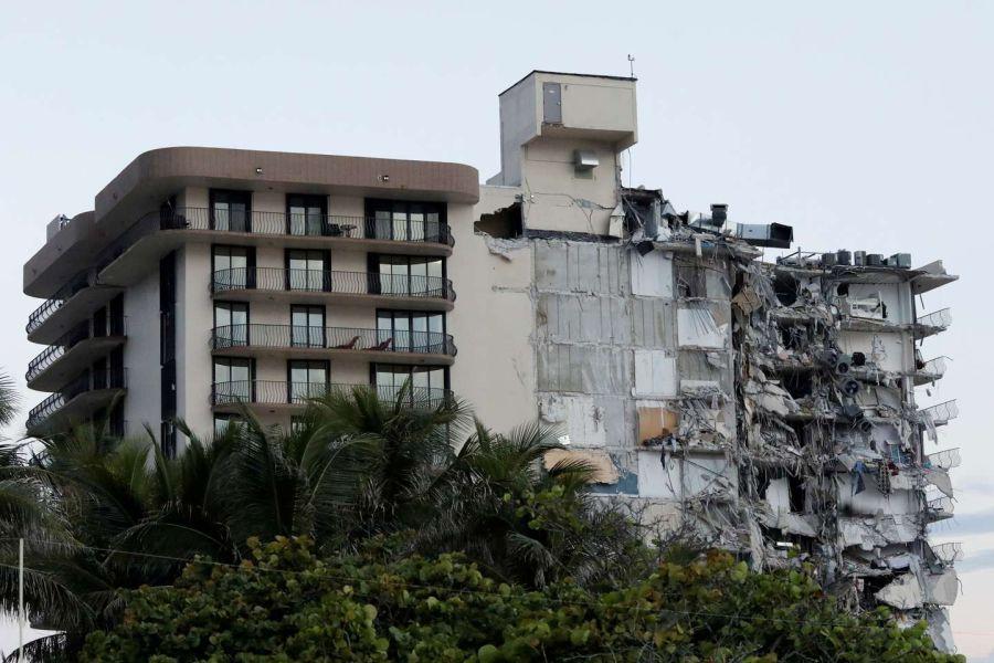 Gime Accardi y Nico Vázquez se salvaron de milagro en el trágico derrumbe de Miami