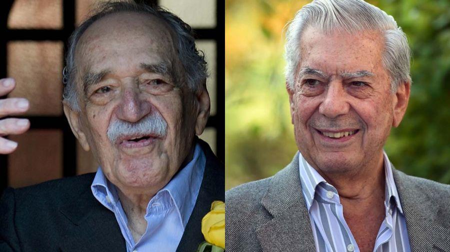 Mario Vargas Llosa y Gabriel García Marquez-20210624