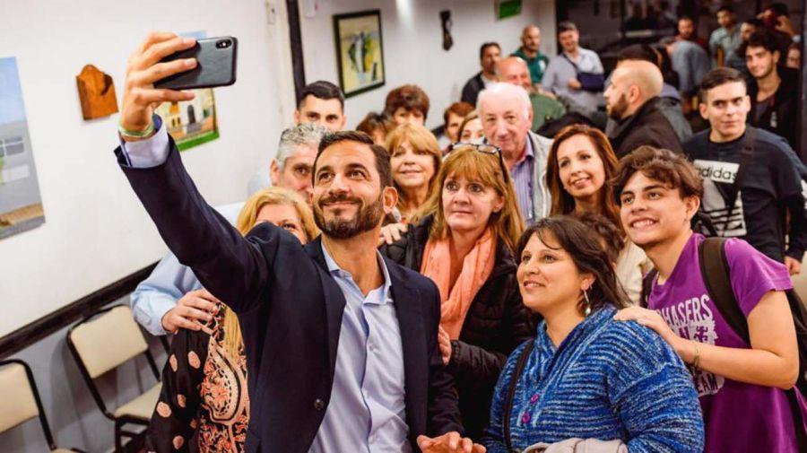 Matías Tombolini, vice presidente Banco Nación 20210624