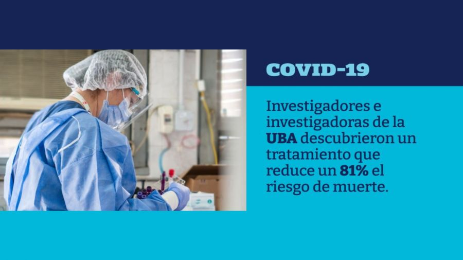 Tratamiento Droga Covid-19