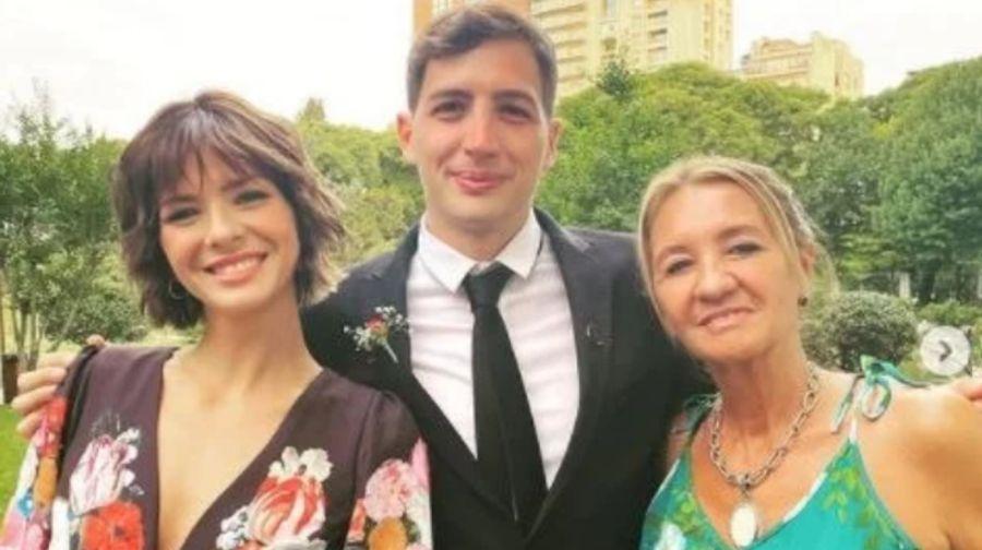 Conocéa Agustín Suárez, el hermano de la China que está casado con una japonesa campeona de tenis de mesa
