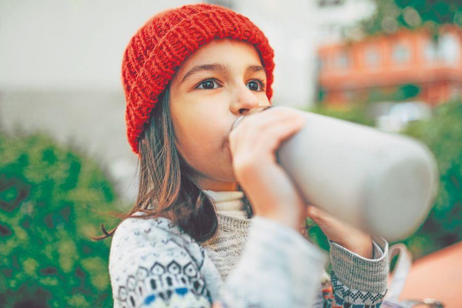 Hidratación en invierno: Tan importante como en verano