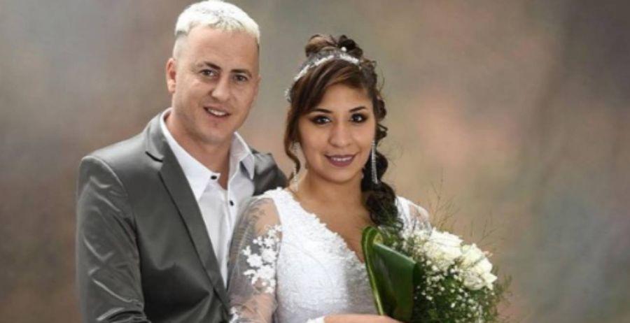 Se casó Rocío Quiroz
