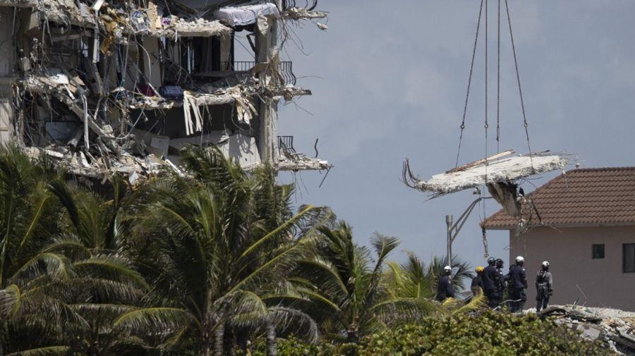 Búsqueda Sobrevivientes Miami