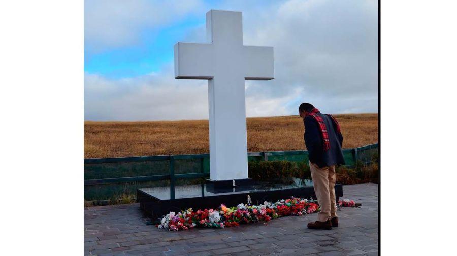 Eduardo Eurnekian y su estrella relación con Malvinas: Quiero ser enterrando en las islas
