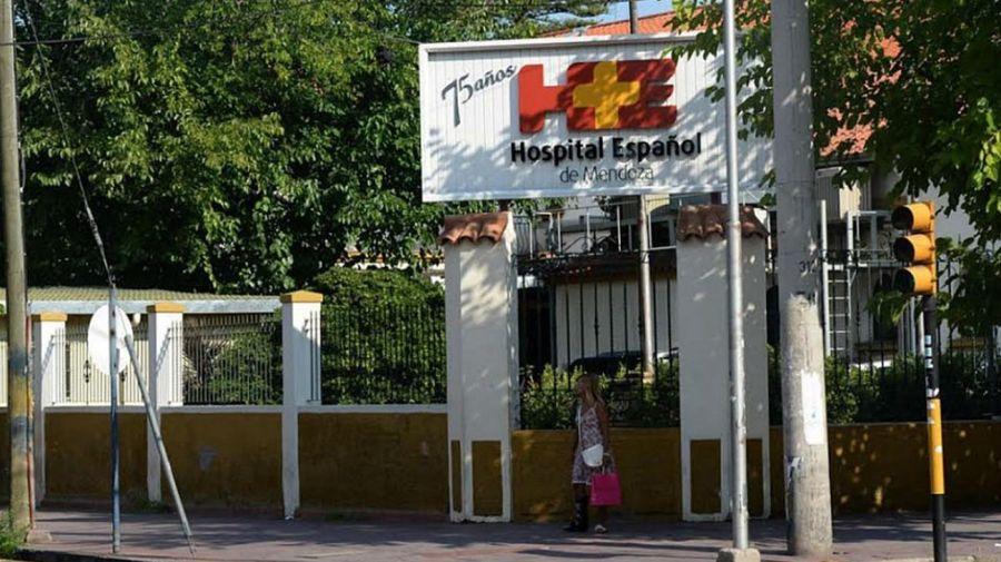Hospital Español de Mendoza 20210628