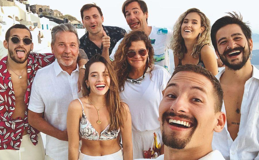 Los Montaner se llama el show que Ricardo, Mau, Ricly, Evaluna y Camilo harán el 30 de julio desde Dominicana vía streaming.