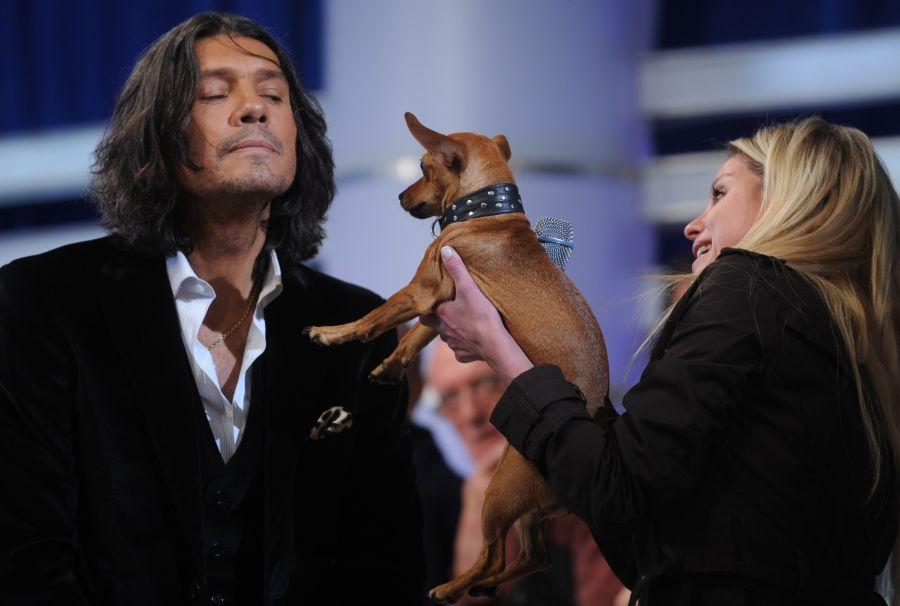 Marcelo Tinelli: los perros y los niños, primero