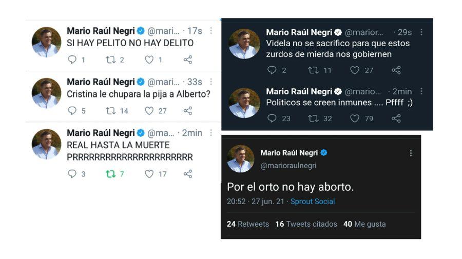 Mario Negri Tuits