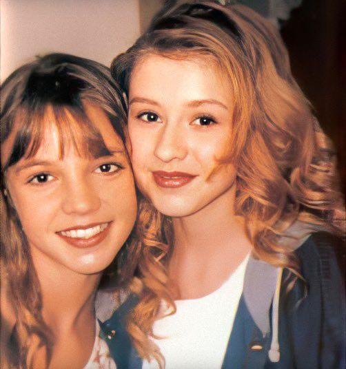 Christina y Britney
