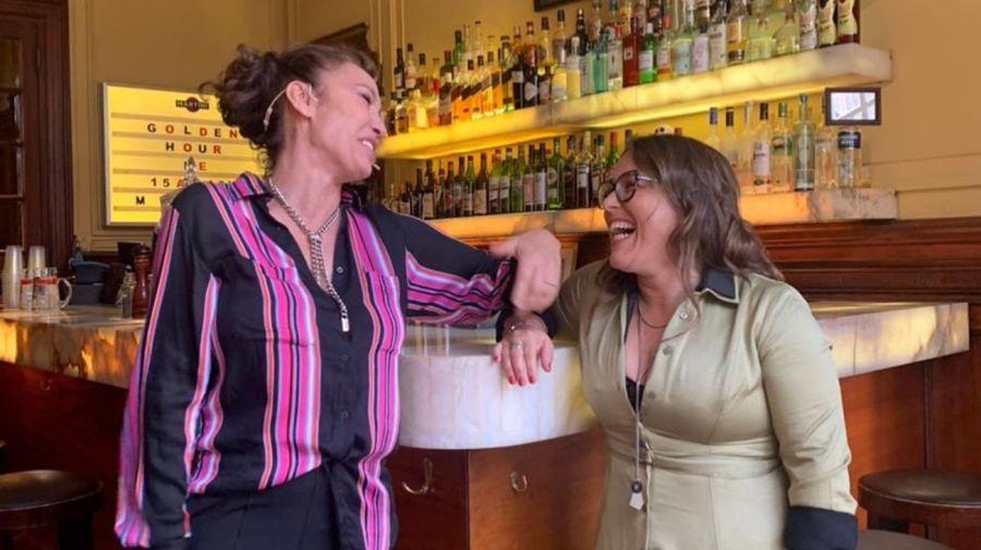 Ernestina Pais y Malena Guinzburg 2906