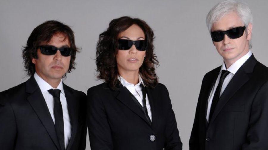 Gonzalito Rodríguez, Ernestina Pais y Juan di Natale 2906