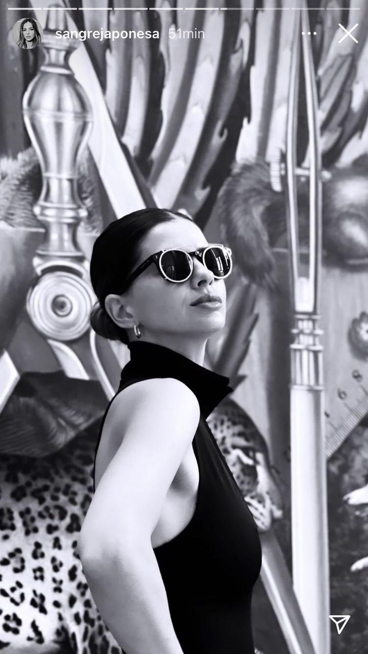 La excentrica colección de gafas de sol de la China Suárez