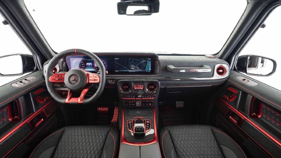 Mercedes-Benz AMG G 63 Brabus Rocket
